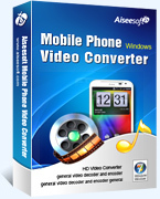 Aiseesoft Mobile Phone Video Converter Voucher Code Discount - SPECIAL