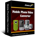 Aiseesoft Mobile Phone Video Converter 40% Discount Code