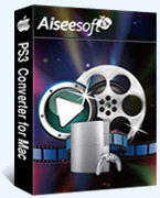 15 Percent Aiseesoft PS3 Converter for Mac Voucher Code Exclusive