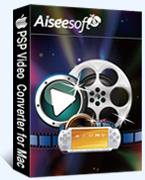 Aiseesoft PSP Video converter for Mac Voucher