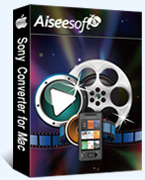 15% Aiseesoft Sony Converter for Mac Discount Voucher