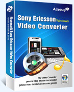 Aiseesoft Sony Ericsson Video Converter Voucher Code Exclusive