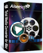 15% Aiseesoft Total Media converter for Mac Voucher Code Discount