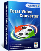 Special 15% Aiseesoft Total Video Converter Voucher Sale