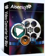 Aiseesoft Video Converter for Mac Voucher - 15%