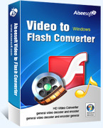 Aiseesoft Video to Flash Converter Voucher Code Exclusive - 15%