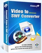 Aiseesoft Video to SWF Converter Voucher Code - 15% Off