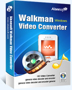 Aiseesoft Walkman Video Converter Sale Voucher - SPECIAL