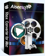 Aiseesoft Xbox Converter for Mac Voucher Code Exclusive - EXCLUSIVE