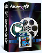 Aiseesoft XviD Converter for Mac Voucher Code Exclusive - EXCLUSIVE