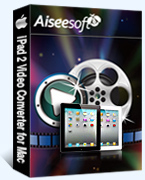 40% Aiseesoft iPad 2 Video Converter for Mac Voucher