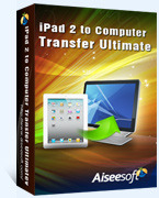 Aiseesoft iPad 2 to Computer Transfer Ultimate Voucher Code