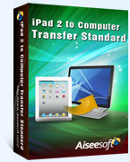 Aiseesoft iPad 2 to Computer Transfer Voucher Code Exclusive - Special