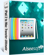 40% Aiseesoft iPad 2 to Mac Transfer Ultimate Voucher Code