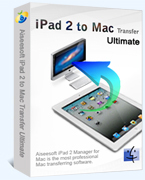 15 Percent Aiseesoft iPad 2 to Mac Transfer Ultimate Sale Voucher