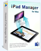 Aiseesoft iPad Manager for Mac Voucher - Special