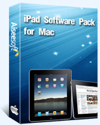 15% Aiseesoft iPad Software Pack for Mac Voucher Deal