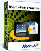 15% Aiseesoft iPad ePub Transfer Voucher Sale