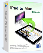 Special 15% Aiseesoft iPad to Mac Transfer Voucher Code Discount