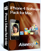 Aiseesoft iPhone 4 Software Pack for Mac Voucher Code Exclusive