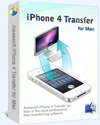 Special 15% Aiseesoft iPhone 4 Transfer for Mac Voucher