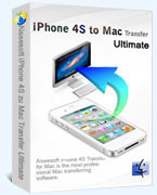 Aiseesoft iPhone 4 to Mac Transfer Ultimate Voucher Deal - EXCLUSIVE