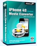 15 Percent Aiseesoft iPhone 4S Movie Converter Voucher Code Exclusive