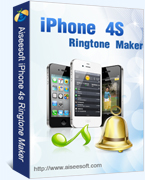 Aiseesoft iPhone 4S Ringtone Maker 40% Discount