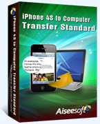 Aiseesoft iPhone 4S to Computer Transfer Voucher Code Exclusive - Exclusive