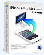 Aiseesoft iPhone 4S to Mac Transfer Ultimate Voucher Sale