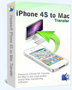 40% Aiseesoft iPhone 4S to Mac Transfer Voucher Code