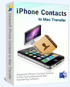 40% Off on Aiseesoft iPhone Contacts to Mac Transfer