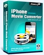 Aiseesoft iPhone Movie Converter Sale Voucher