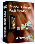 Aiseesoft iPhone Software Pack for Mac Voucher - SPECIAL
