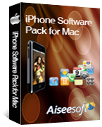 Instant 40% Aiseesoft iPhone Software Pack for Mac Voucher