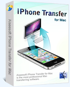 15% Aiseesoft iPhone Transfer for Mac Discount Voucher