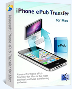 Aiseesoft iPhone ePub Transfer for Mac Voucher Code Discount - EXCLUSIVE