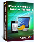 Aiseesoft iPhone to Computer Transfer Discount Voucher - 15%