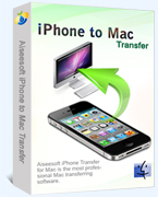 Aiseesoft iPhone to Mac Transfer Voucher Discount - Exclusive