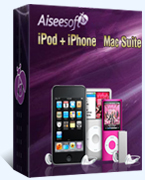 Aiseesoft iPod + iPhone Mac Suite 40% Deal