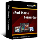 40% Discount Aiseesoft iPod Movie Converter Voucher
