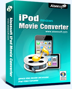 15 Percent Aiseesoft iPod Movie Converter Voucher Code Discount