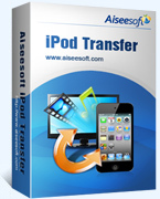 15 Percent Aiseesoft iPod Transfer Voucher Deal