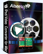 Aiseesoft iPod Video Converter for Mac Voucher