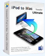 Aiseesoft iPod to Mac Transfer Ultimate Voucher Deal