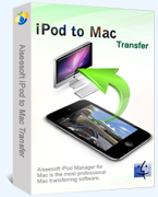 15% Aiseesoft iPod to Mac Transfer Discount Voucher