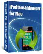 40% Off on Aiseesoft iPod touch Manager for Mac