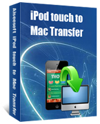40% Deal Aiseesoft iPod touch to Mac Transfer