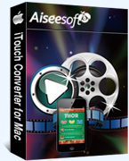 Aiseesoft iTouch Converter for Mac Voucher Code Exclusive
