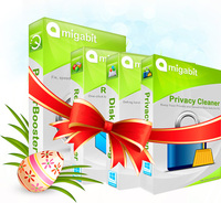 Amigabit PowerBooster with 2015 Gift Pack Voucher - Special